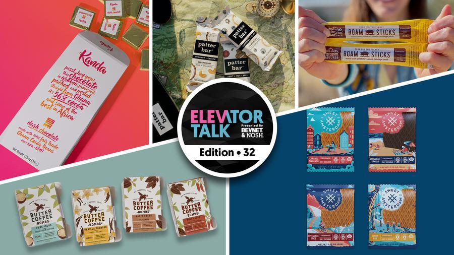 Elevator Talk Ep. 32: Sweet Amsterdam, Lady Bird Provisions, Patterbar, Kanda Chocolates, Singing Pastures