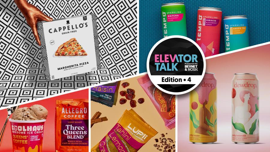Elevator Talk Ep. 4: Suja, Coolhaus, Poppi, Cappello's, Tempo