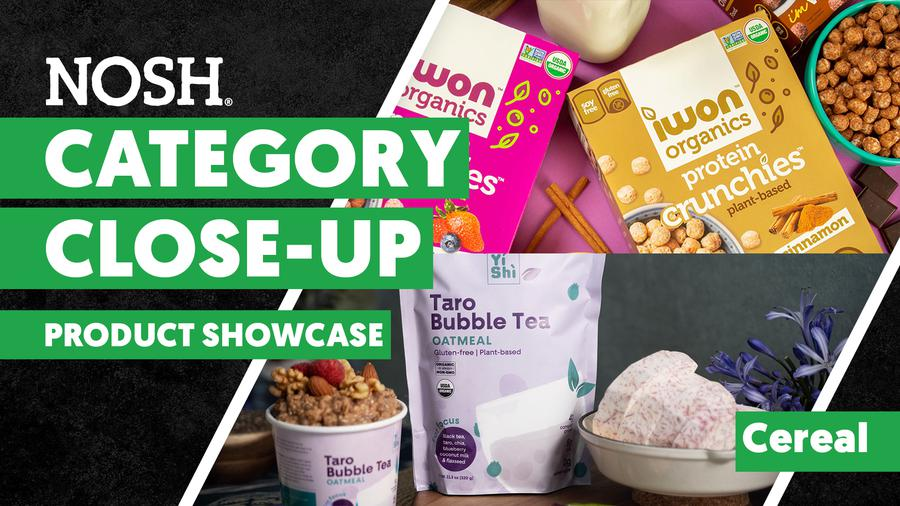 Category Close-Up: Cereal - Product Showcase