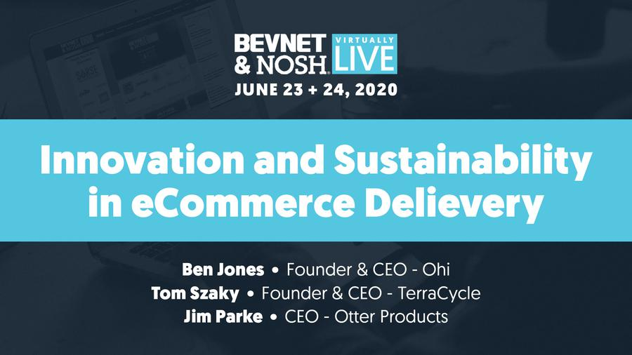 Virtually Live 2020: Innovation and Sustainability in E-commerce Delivery