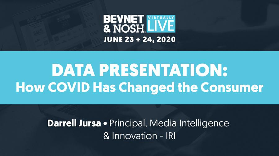 Virtually Live 2020: Data Dive: How COVID Has Changed the Consumer