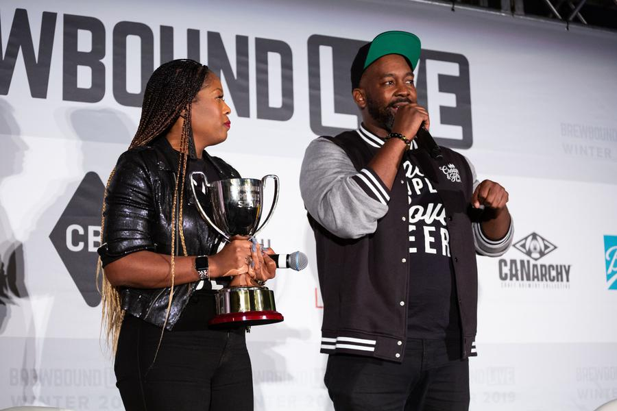 Crowns & Hops Announced as the 2019 Winner of the Brewbound Pitch Slam Competition