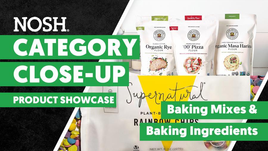 Category Close-Up: Product Showcase - Baking Mixes & Baking Ingredients