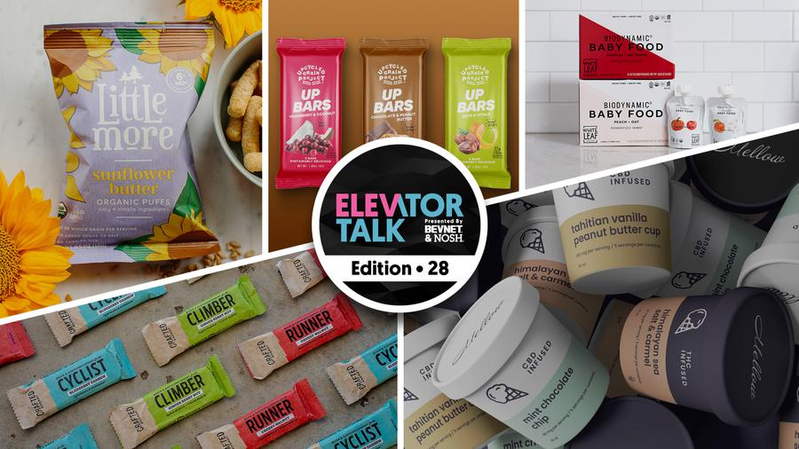 Elevator Talk Ep. 28: Crafted Energy, Littlemore Organics, Upcycled Grain Project, White Leaf Provisions & Mellow Ice Cream