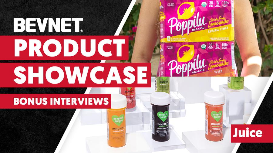 Category Close-Up: Juice - Product Showcase Bonus Interviews
