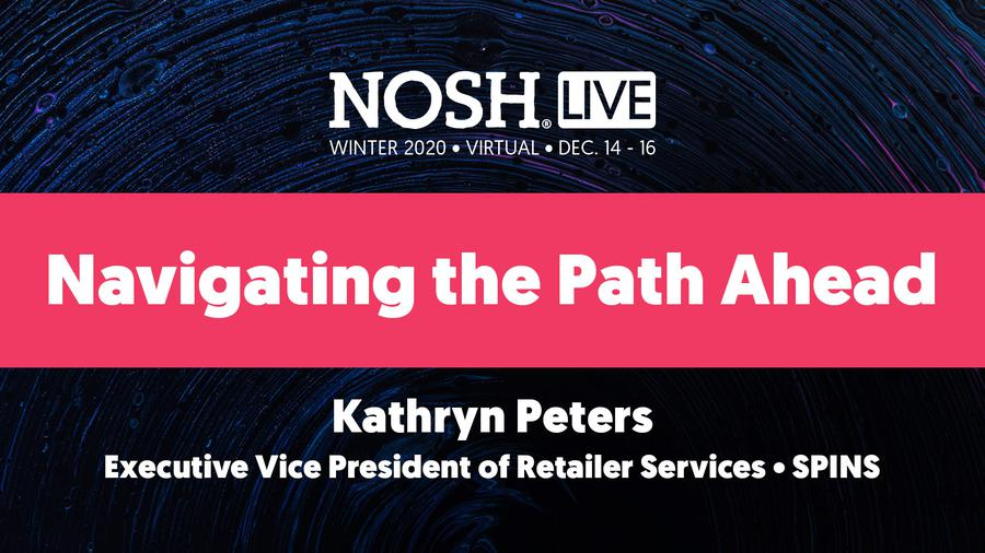 NOSH Live Winter 2020 - Navigating the Path Ahead