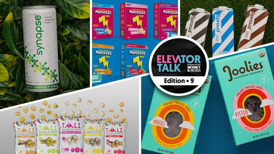 Elevator Talk Ep. 9: Sproud, Joolies, Organifi, Synapse