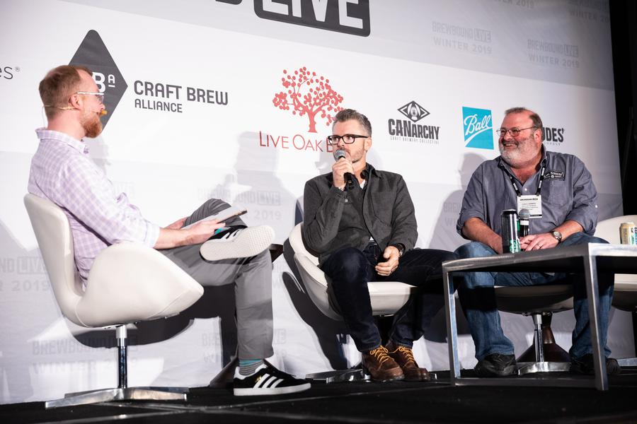 Stone Brewing and Karl Strauss CEOs on Using Scale in Turbulent Times