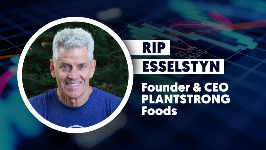 Market Share: Discussing The Plant-Based Evolution WIth Rip Esselstyn