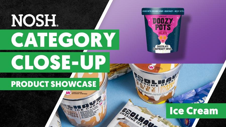 Category Close-up: Ice Cream - Product Showcase