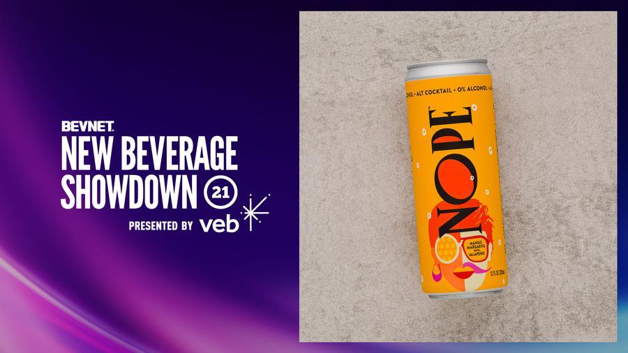 New Beverage Showdown 21 Finals - NOPE Beverages
