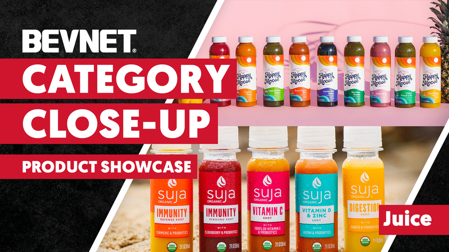 Category Close-Up: Juice - Product Showcase