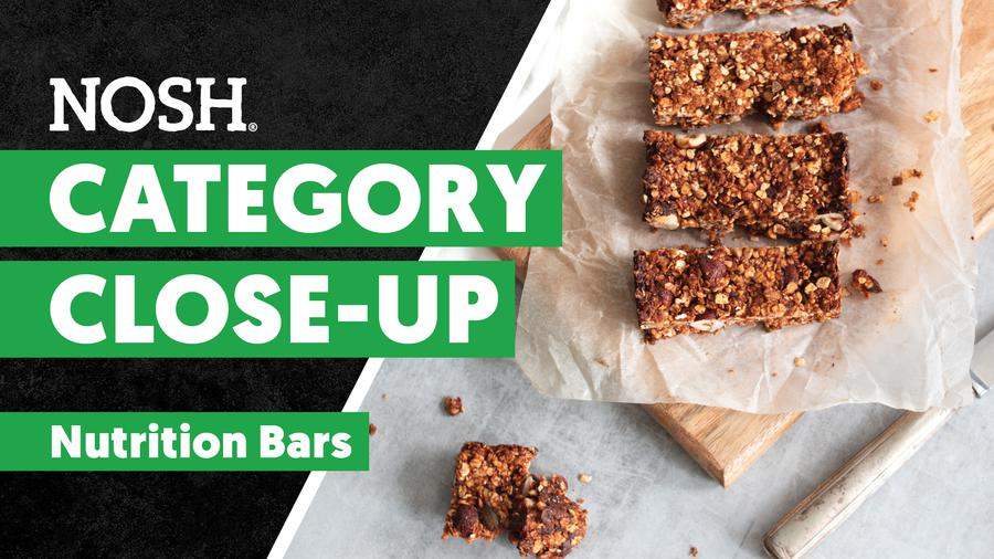 Category Close-Up: Nutrition Bars - Expert Analysis