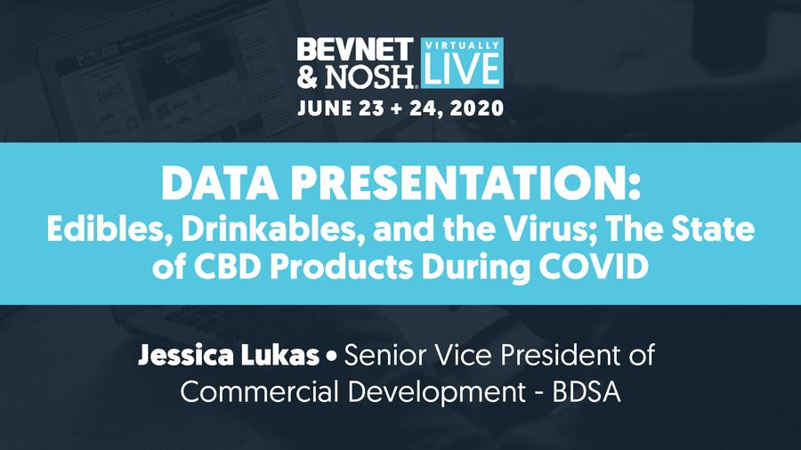 Virtually Live 2020: Edibles, Drinkables, and the Virus: The State of CBD During COVID