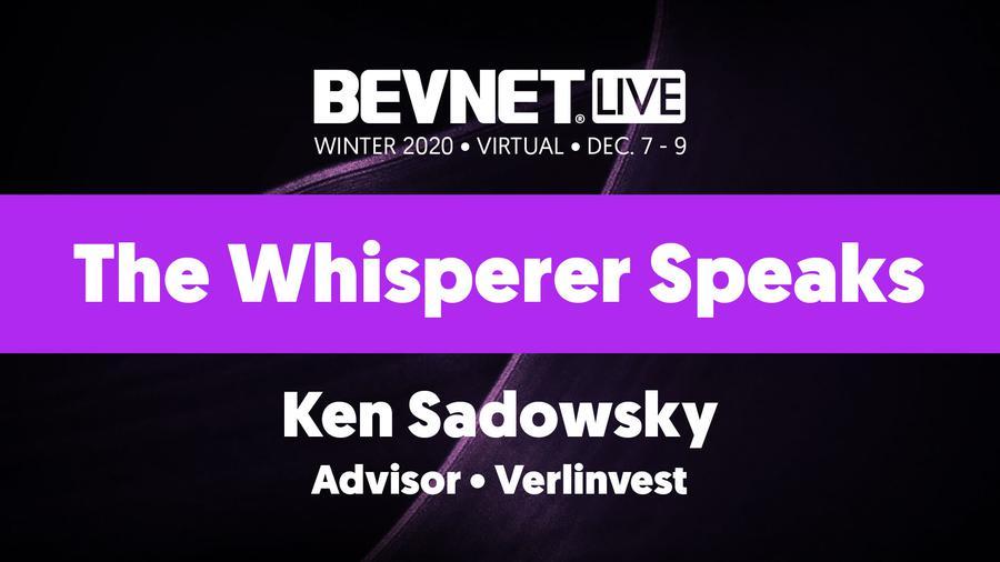 BevNET Live Winter 2020 - The Whisperer Speaks