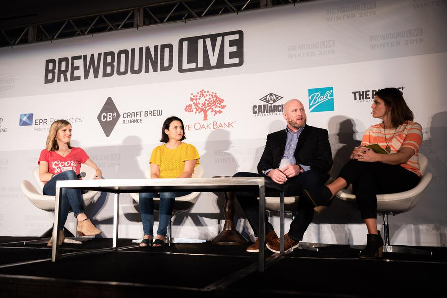 Molson Coors, Deschutes Brewery and Taco Mac Representatives Discuss Beyond Beer Innovations