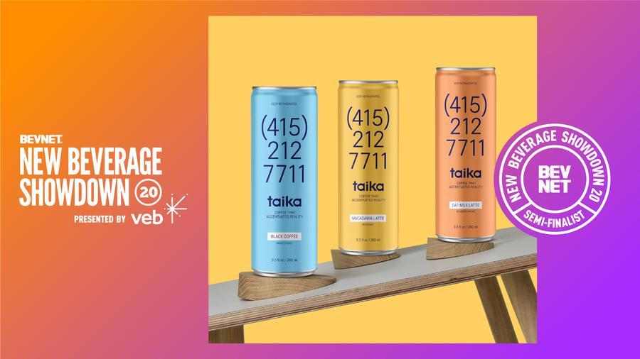 New Beverage Showdown 20 Semi-Finals - Taika