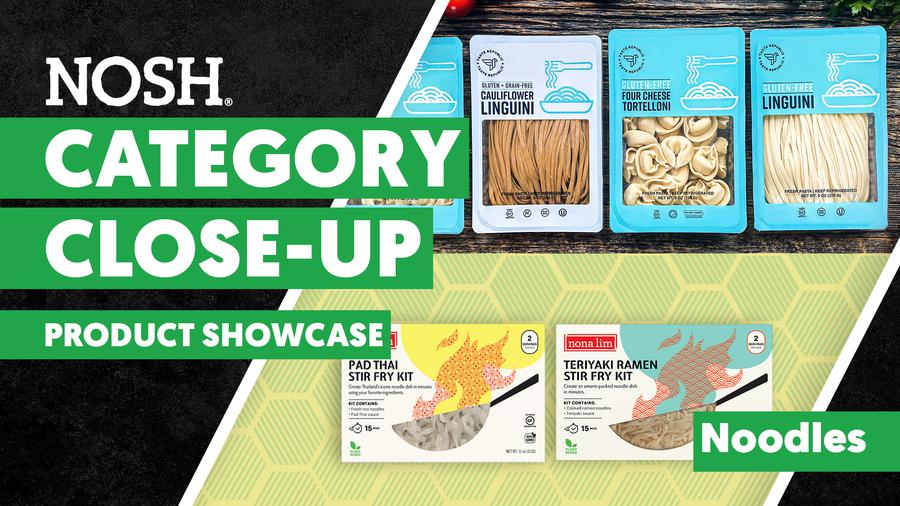 Category Close-Up: Noodles - Product Showcase