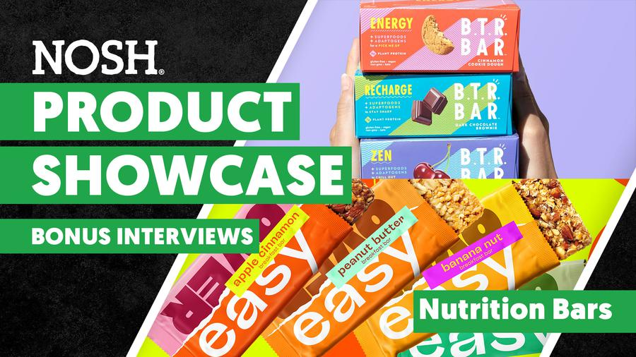 Category Close-Up: Nutrition Bars - Product Showcase Bonus Interviews