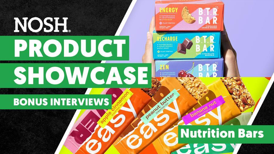 Category Close-Up: Nutrition Bars - Product Showcase Bonus Interviews