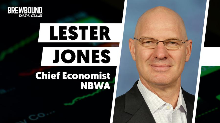 Brewbound Data Club: NBWA Chief Economist Lester Jones Plays Life Coach to the Beer Industry