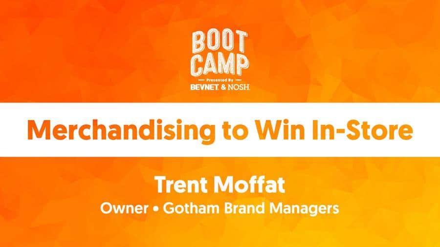 BevNET & NOSH Boot Camp 2021: Merchandising to Win In-Store