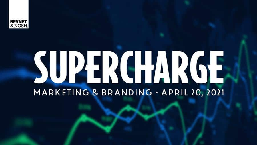 Supercharge: Marketing & Branding - Renovate Your Brand to Ignite Growth