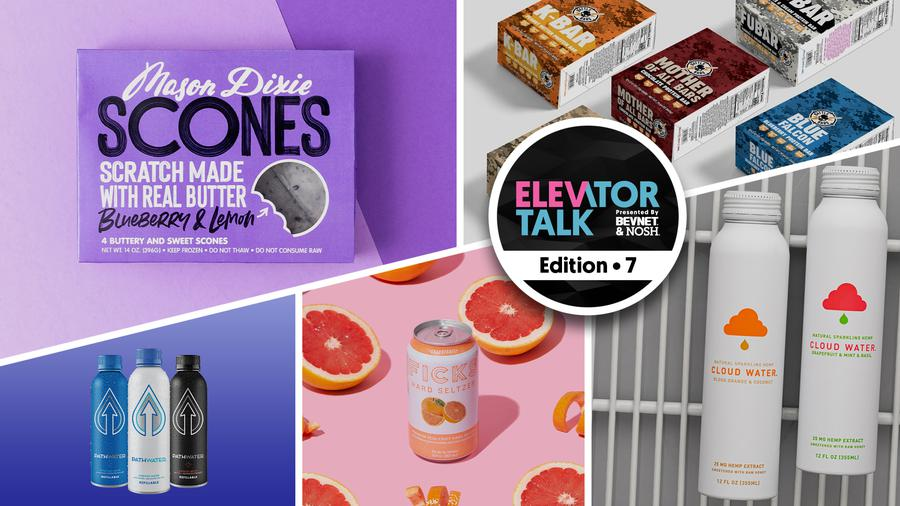 Elevator Talk Ep. 7: The Snack Brigade, PathWater, Mason Dixie Foods, Ficks Beverage Co.