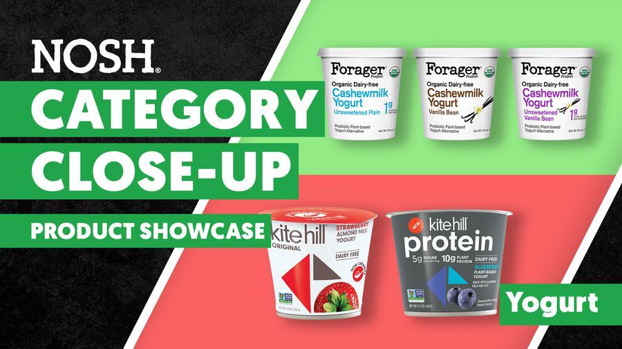 Category Close-Up: Yogurt - Product Showcase