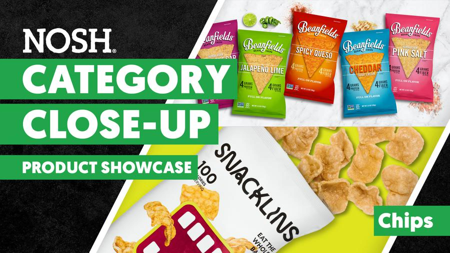 Category Close-Up: Chips - Product Showcase