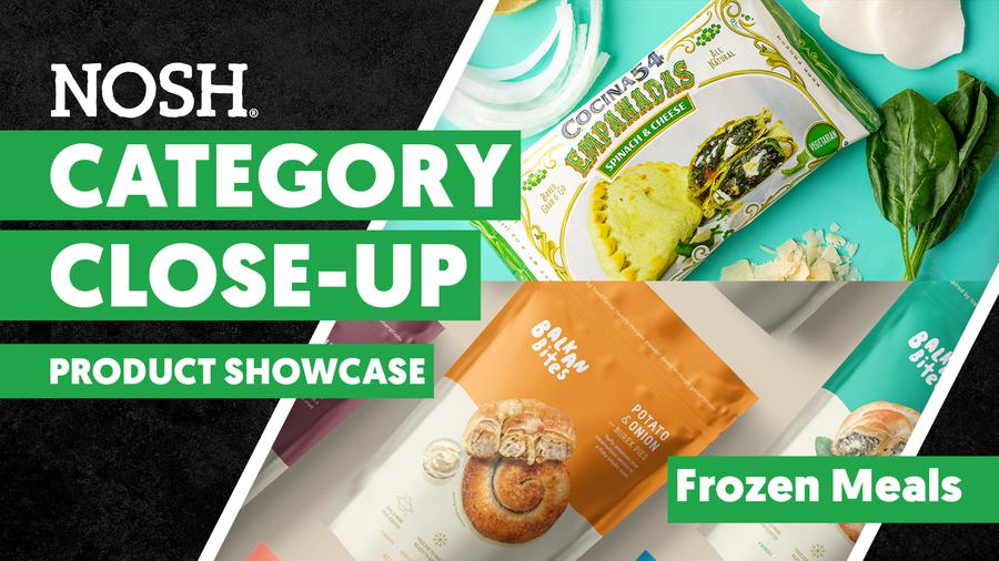 Category Close-Up: Product Showcase - Frozen Meals
