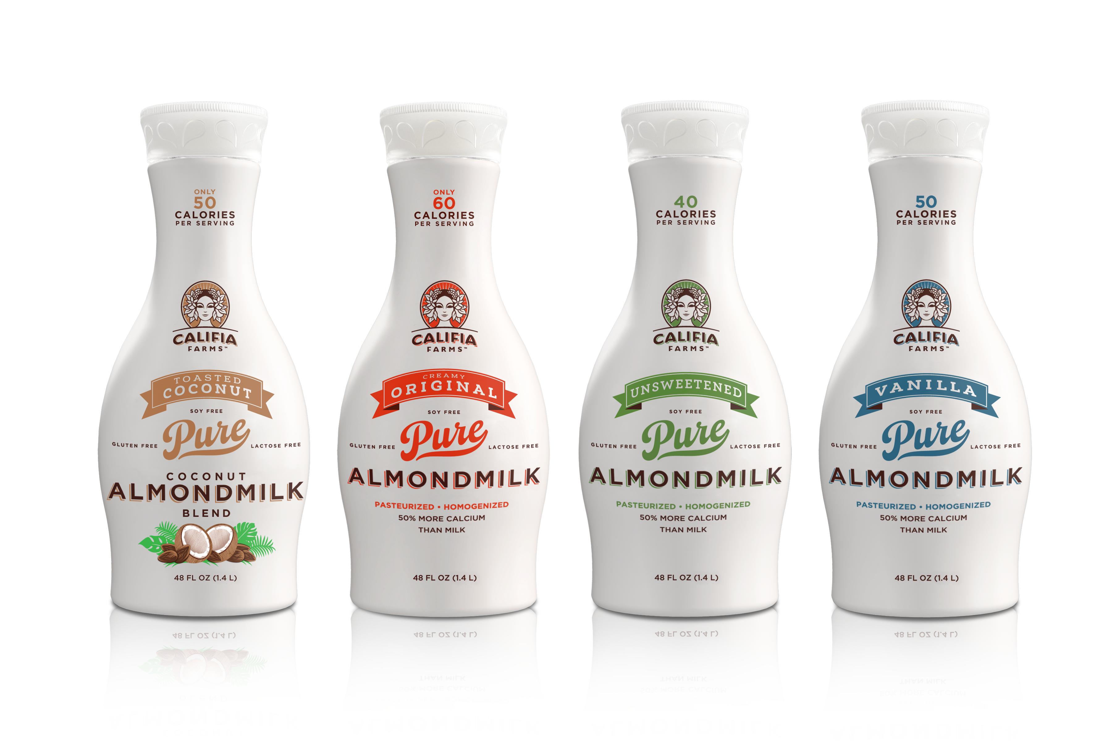 Whole Foods Almond Milk Brands