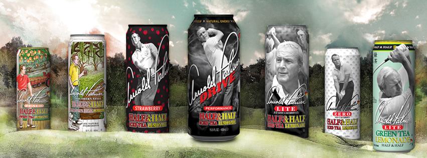 Arizona Beverages Launches Arnold Palmer Drive Bevnet Com
