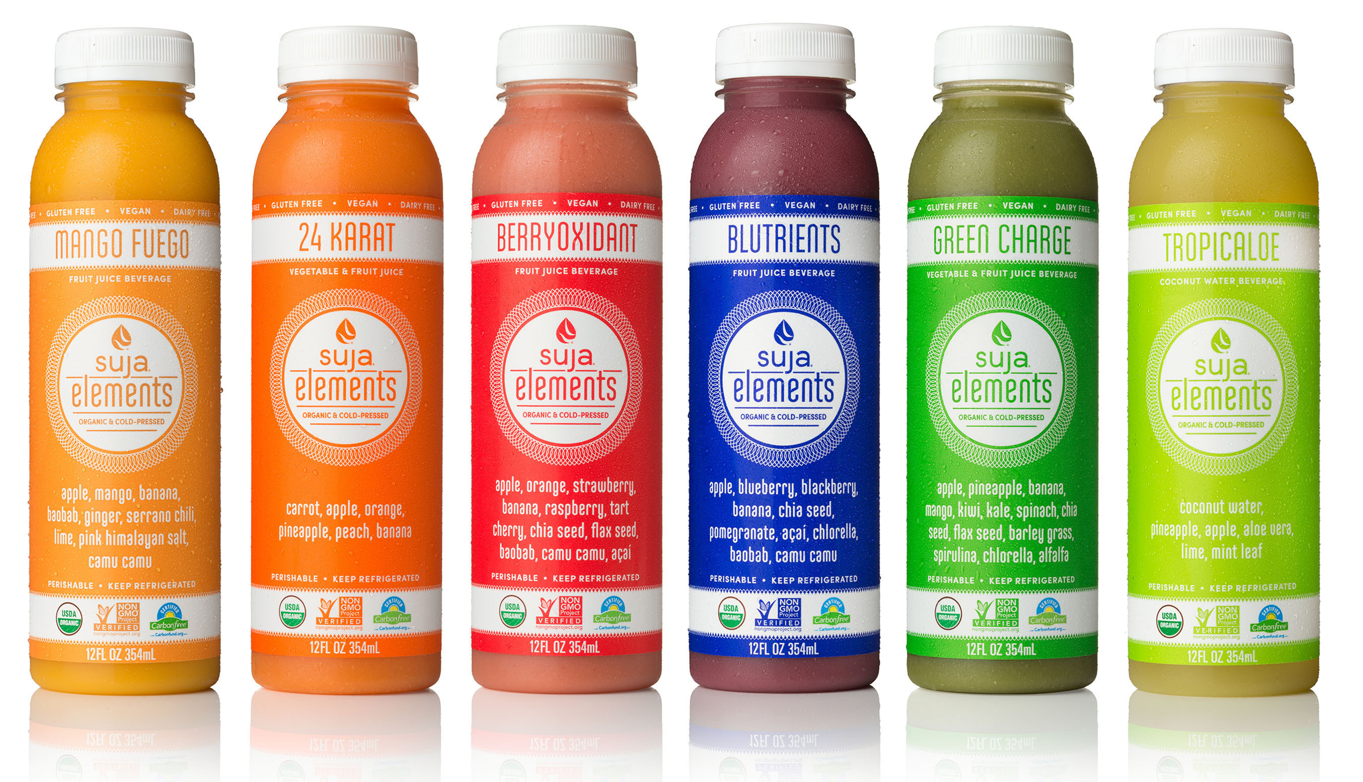 Odwalla Sued Over 'No Sugar Added' Label On 100% Juices