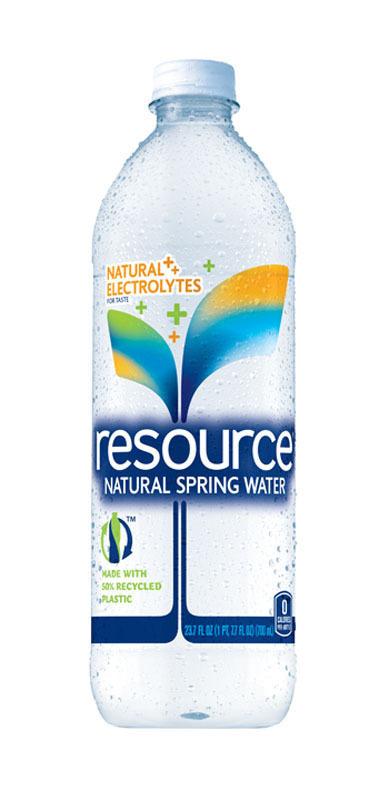 Percent Natural Spring Water