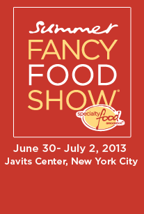 Fancy Food Show Summer  Exhibitor List