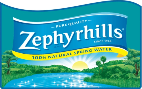 NESTLE WATERS NORTH AMERICA ZEPHYRHILLS LOGO - BevNET com